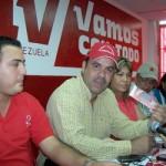 PSUV anuncia puesta a punto de Maquinaria Roja
